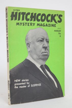 Alfred Hitchcock's Mystery Magazine, Vol. 19, No. 8
