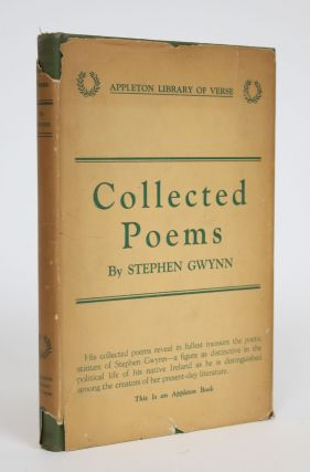Collected Poems. Stephen Gwynn