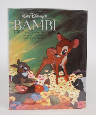 Bambi: The Story of the Film. Ollie Johnston, Frank Thomas