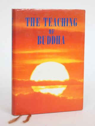 The Teaching of Buddha. Bukkyo Dendo Kyokai, Buddhist Promoting Foundation