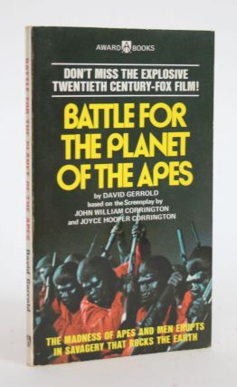 Battle for the Planet of the Apes. David Gerrold