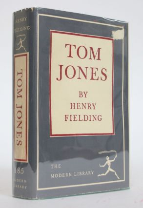 The History of Tom Jones: A Foundling. Henry Fielding