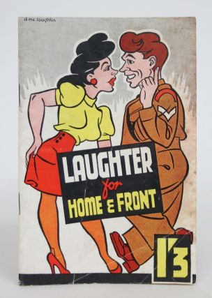 Laughter for Home and Front: A collection of Cartoons and Jokes. David McLoughlin, David Lynn