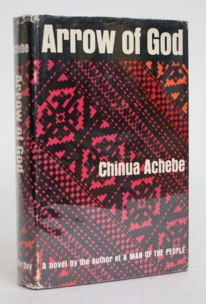 Arrow of God. Chinua Achebe