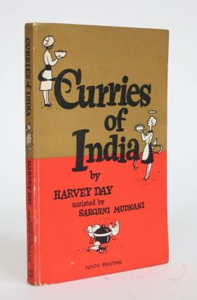 Curries of India. Harvey Day, Sarojini Mundani