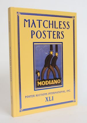 Matchless Posters: Sunday, November 13, 2005 at 11 am at The International Poster Center. Tim...
