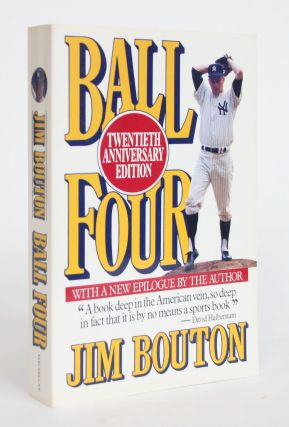 Ball Four. Jim Bouton, Leonard Schecter
