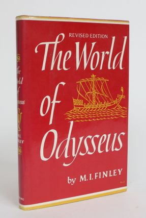 The World of Odysseus. Moses I. Finley