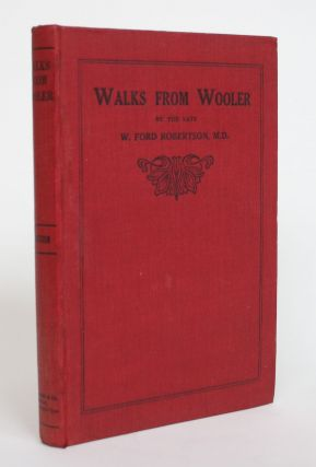 Walks from Wooler: Including Special Articles on Angling, Geology, Plants, Birds and Animals. W....