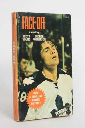 Face-Off. Scott Young, George Robertson