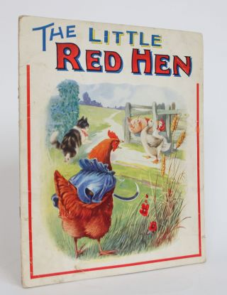 The Little Red Hen. Sam'l Gabriel Sons, Company