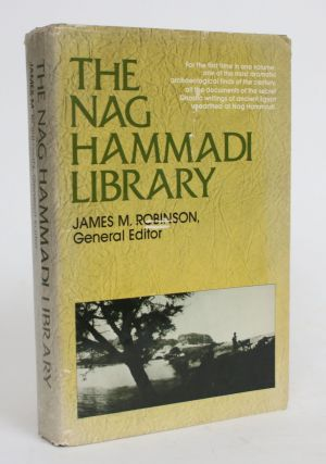 The Nag Hammadi Library. James M. Robinson