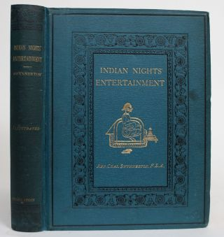 Indian Nights' Entertainment; or Folk-Tales from the Upper Indus. Reverend Charles Swynnerton