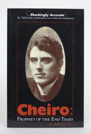 Chiero: Prophet of the End Times. Anthony Carr