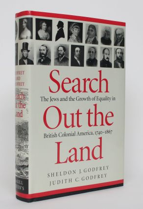 Search Out the Land: The Jews and the Growth of Equality in british Colonial Merica, 1740-1867....
