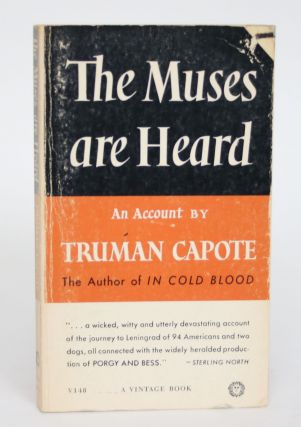 The Muses are Heard. Truman Capote