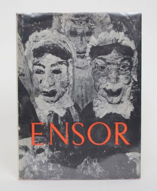 James Ensor. Roger Avermaete