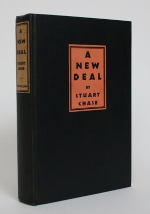 A New Deal. Stuart Chase