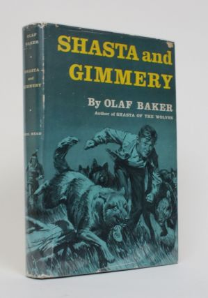 Shasta and Gimmery. Olaf Baker