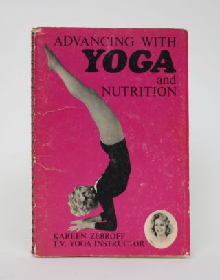 advancing with Yoga and Nutrition