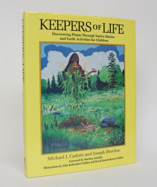 Keepers of Life: Discovering Plants Through Native Stories and Earth Activities for Children....