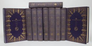 Woman in All Ages and in All Countries [10 vols]. Mitchell Carroll