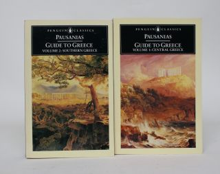 Guide to Greece [2 vols]. Pausanias, Peter Levi