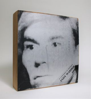 A Catalogue as Multiple: Andy Warhol 1992