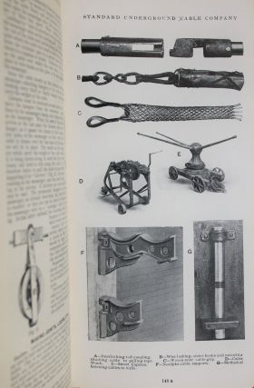 Handbook of Price Lists, Telegraph Code and Useful Information relating to Bare and Insulated Wires and Cables for the Conduction of Electric Currents